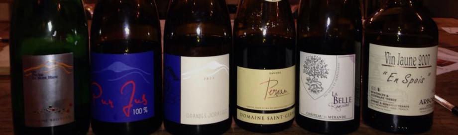 Savoie, Jura, Champagne